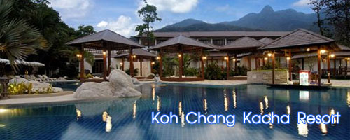 Koh Chang Kacha Resort